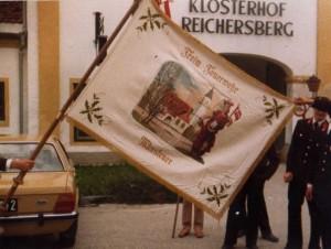 1. Fahne der FF-Münsteuer